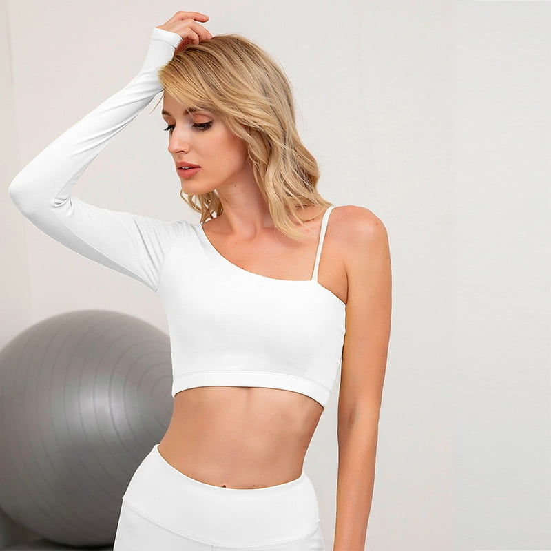 New Halter Breathable Women Yoga Bra With Pad Push Up Crop Tops Gym Fitness Sportswear Sport9s